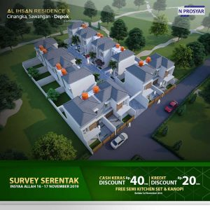 Promo Al-Ihsan Residence 3