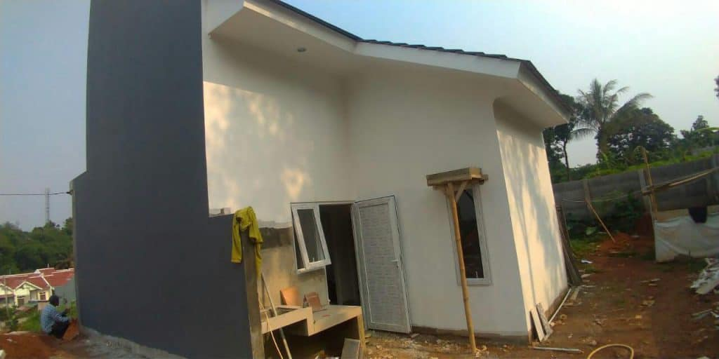perumahan syariah bogor - perumahan syariah cilebut - perumahan syariah dekat stasiun - progres pembangunan 3 - kencana hills cilebut - nprosyar - davpropertysyariah