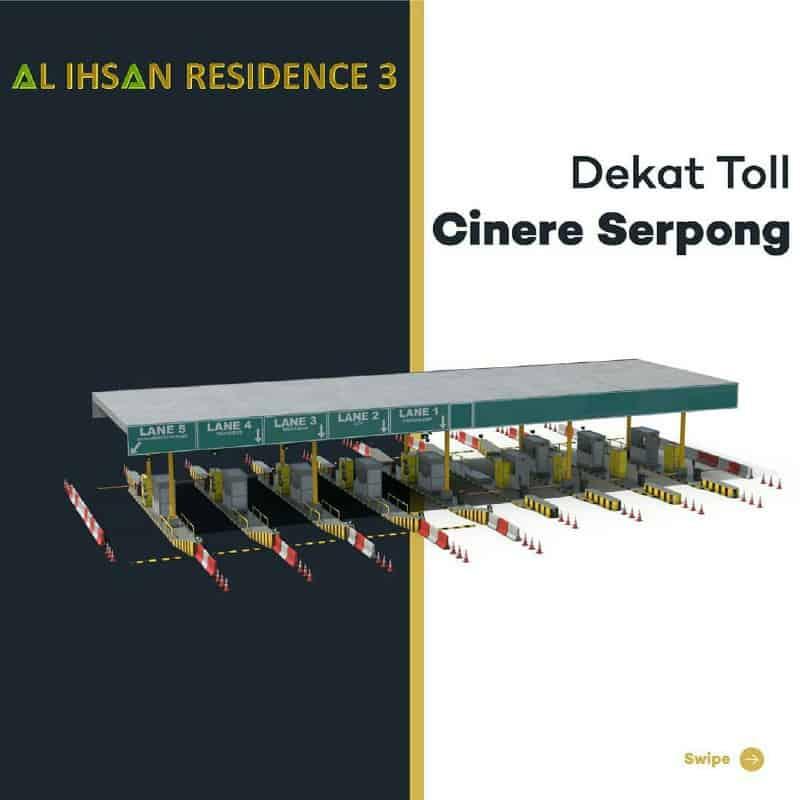 perumahan syariah depok - perumahan syariah cinangka - konten dekat tol - al ihsan residence 3 air3 - davpropertysyariah