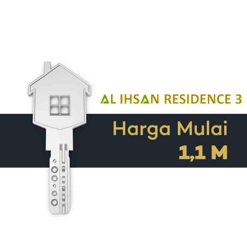 perumahan syariah depok - perumahan syariah cinangka - konten harga mulai - al ihsan residence 3 air3 - davpropertysyariah